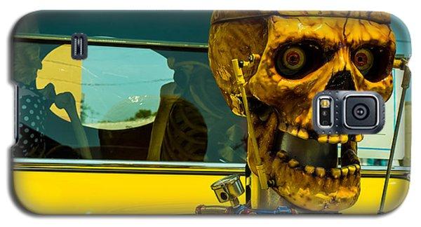 The Skull Galaxy S5 Case