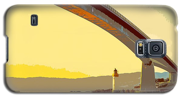 The Skye Bridge And Kyleakin Lighthouse  Galaxy S5 Case