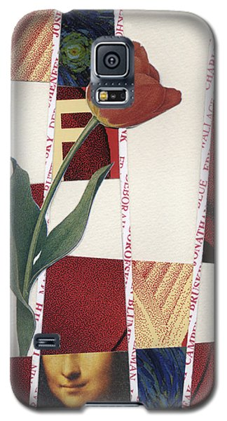 The Smile Galaxy S5 Case
