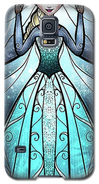 The Snow Queen Galaxy S5 Case