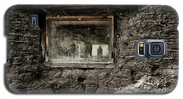 Galaxy S5 Case featuring the photograph The Sod House by Brad Allen Fine Art