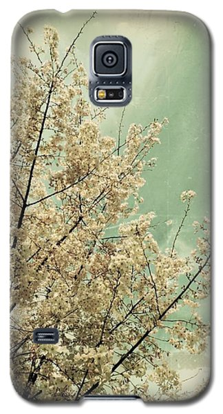 The Softness Of Spring Galaxy S5 Case by Patricia Strand
