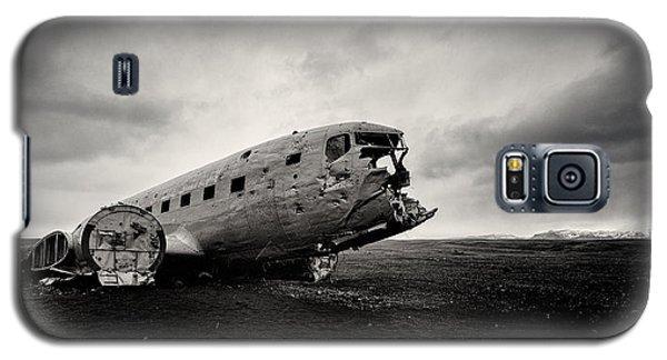 The Solheimsandur Plane Wreck Galaxy S5 Case