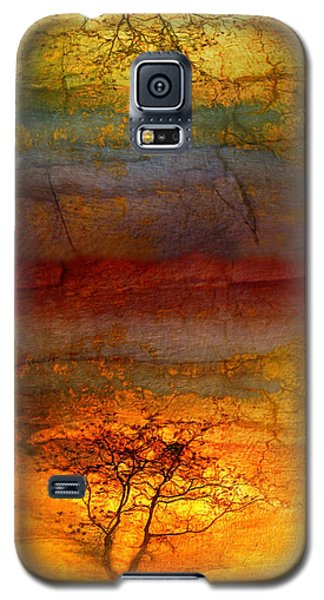 The Soul Dances Like A Tree In The Wind Galaxy S5 Case by Tara Turner