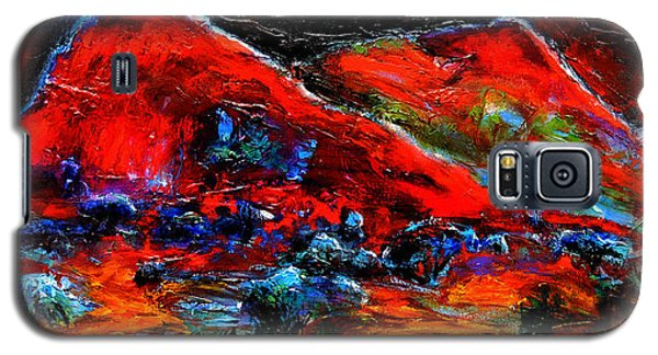 The Sound Of The Night Galaxy S5 Case