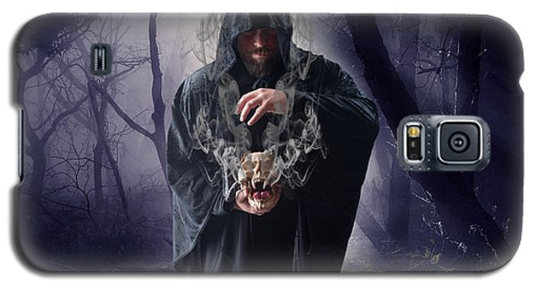 Wizard Galaxy S5 Case - The Sounds Of Silence by Smart Aviation