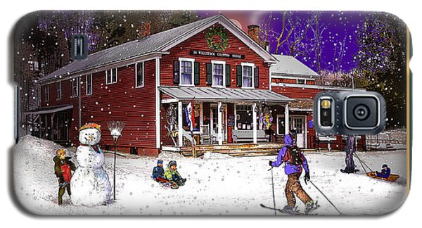 The South Woodstock Country Store Galaxy S5 Case by Nancy Griswold