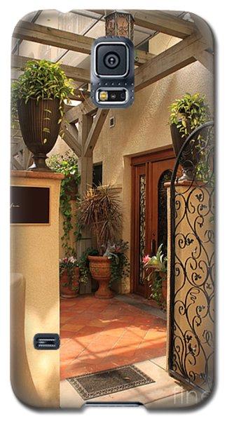 The Spa Galaxy S5 Case