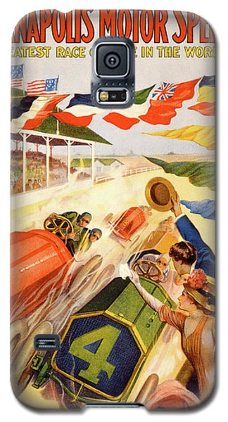 The Speedway Galaxy S5 Case by Gary Grayson