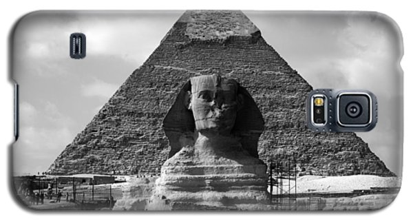 The Sphynx And The Pyramid Galaxy S5 Case