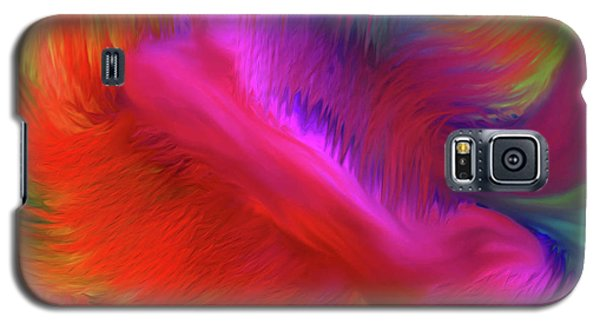 The Spirit Of Life Galaxy S5 Case by Sherri's Of Palm Springs