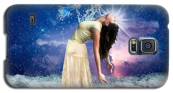 The Spirit Of Truth Galaxy S5 Case by Dolores Develde
