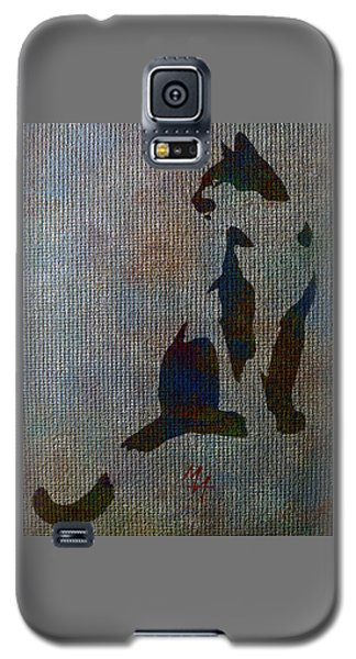 The Spotted Cat Galaxy S5 Case