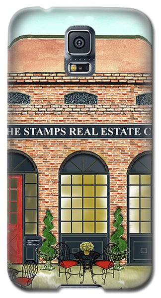 The Stamps Real Estate Co. Galaxy S5 Case