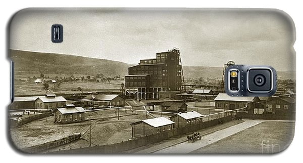 The Stanton Colliery Empire St. The Heights Wilkes Barre Pa Early 1900s Galaxy S5 Case