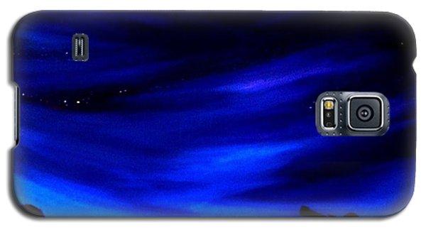 The Star Gazer Galaxy S5 Case