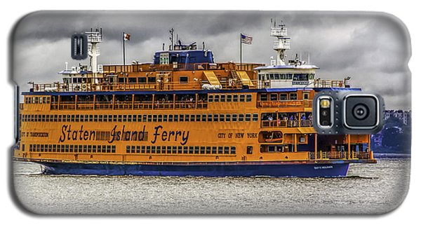 The Staten Island Ferry Galaxy S5 Case