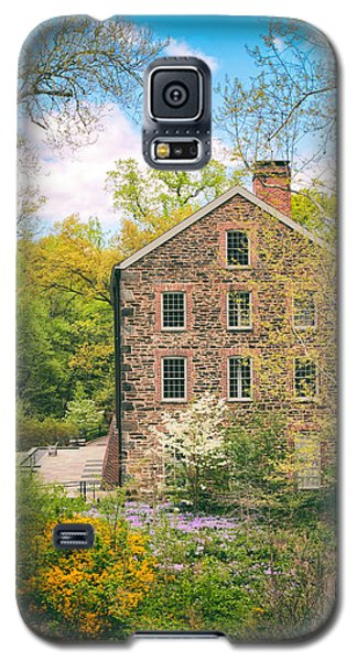 The Stone Mill In Spring Galaxy S5 Case by Jessica Jenney