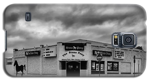The Stone Pony Asbury Park New Jersey Black And White Galaxy S5 Case