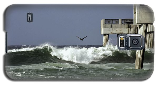 Galaxy S5 Case featuring the photograph The Storm  by Debra Forand