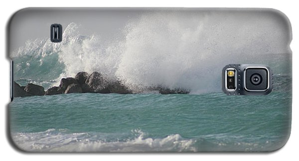 The Storm In My Head Galaxy S5 Case by Wilko Van de Kamp