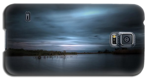 Galaxy S5 Case featuring the photograph The Storm by Mark Andrew Thomas