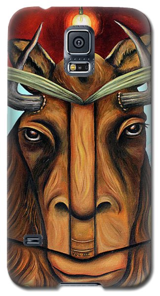 The Story Of Moose Galaxy S5 Case