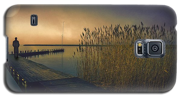 The Stranger Galaxy S5 Case by Brian Tarr