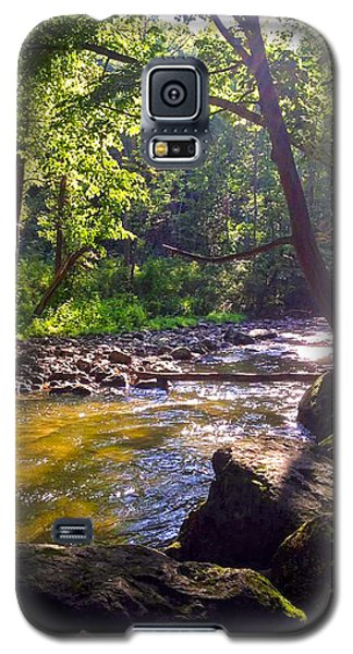 The Stream Galaxy S5 Case by Shawn Dall