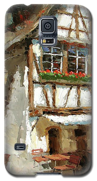 The Streets Of Strasbourg Galaxy S5 Case by Dmitry Spiros