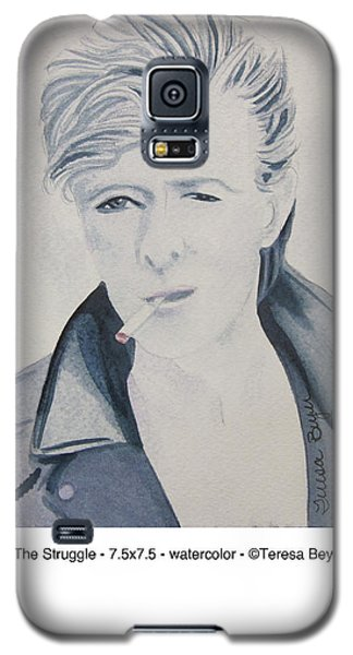 The Struggle Galaxy S5 Case by Teresa Beyer