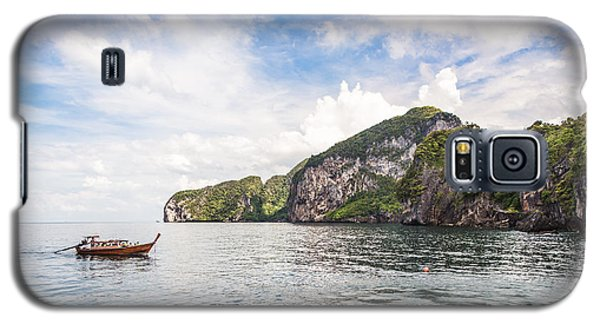 The Stunning  Koh Mook In The Trang Island Galaxy S5 Case