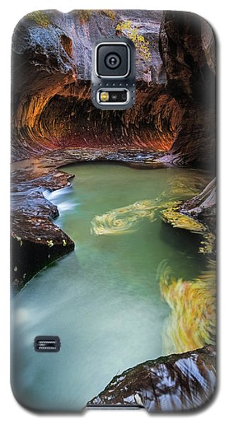 The Subway Colors Galaxy S5 Case