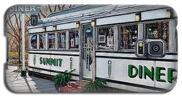 The Summit Diner Galaxy S5 Case