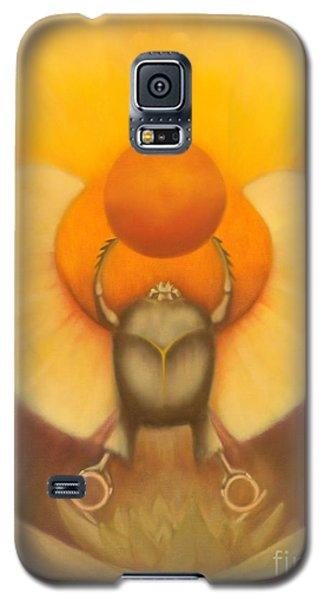 The Sun At Night Galaxy S5 Case