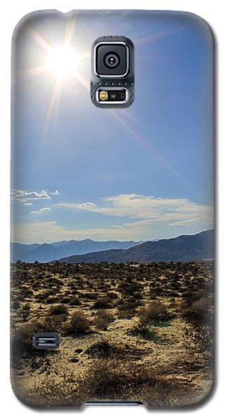 The Sun Galaxy S5 Case