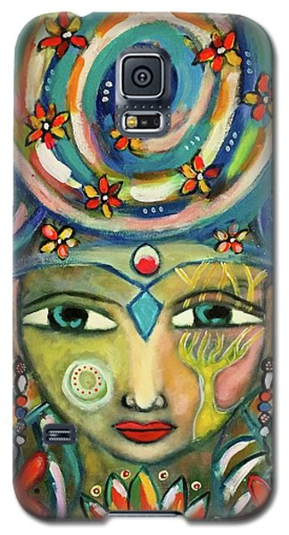 The Sun Goddess  Galaxy S5 Case