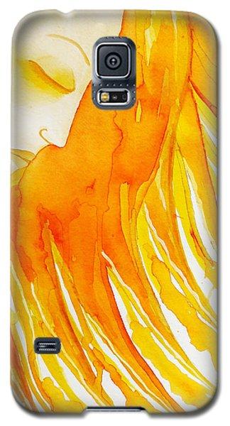 The Sun Goddess Galaxy S5 Case