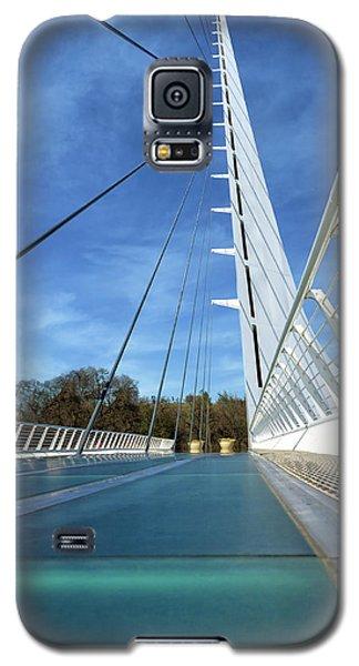 The Sundial Bridge Galaxy S5 Case by James Eddy