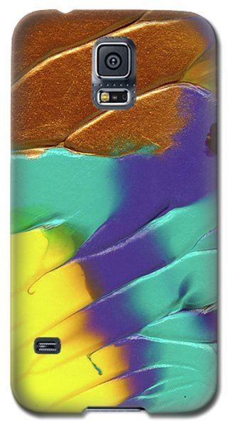 The Sunflower Galaxy S5 Case