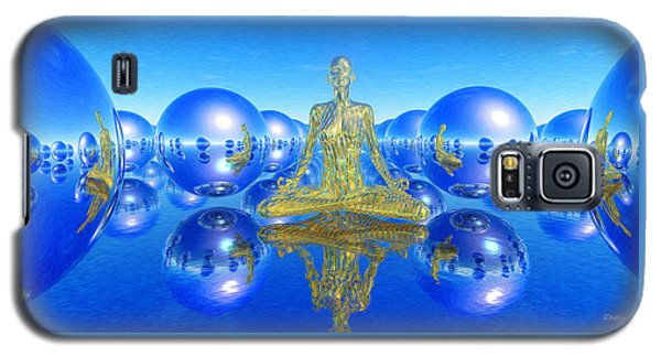 The Superficial Illusion Of Duality Galaxy S5 Case