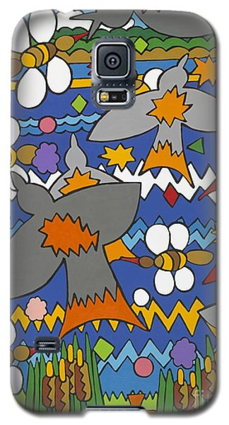 The Swallows Galaxy S5 Case