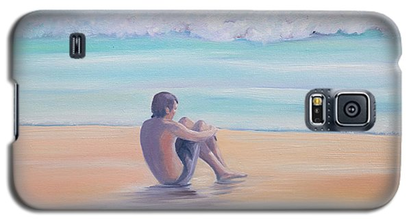 The Swimmer Galaxy S5 Case
