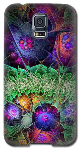 Galaxy S5 Case featuring the digital art The Taiga by NirvanaBlues