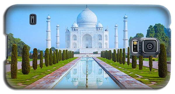 The Taj Mahal Of India Galaxy S5 Case