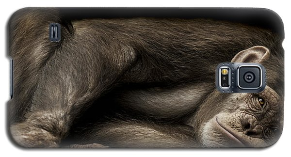 The Teenager Galaxy S5 Case by Paul Neville