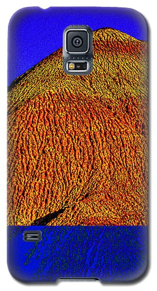 The Tepees Up Close Galaxy S5 Case