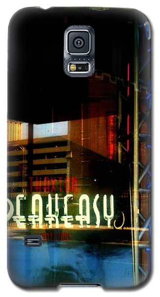 The Thaxton Speakeasy Galaxy S5 Case by Kelly Awad