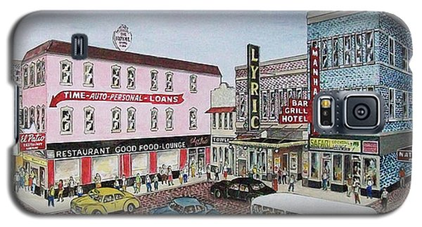 The Theater District Portsmouth Ohio 1948 Galaxy S5 Case