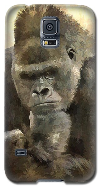 The Thinker Galaxy S5 Case